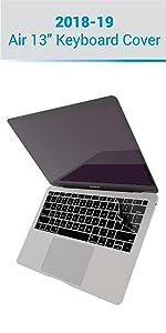 Amazon.com: iBenzer Macbook Air 13 Inch Case 2019 2018 ...