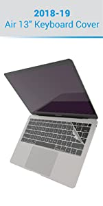 Amazon.com: iBenzer Macbook Air 13 Inch Case 2019 2018 ...
