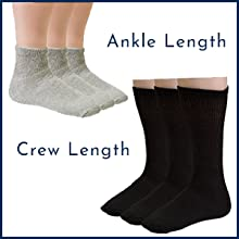 : Flexible and comfortable athletic socks.