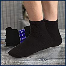 We have designed our socks by keeping the comfort in mind.