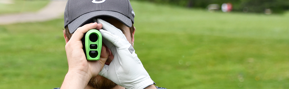 Golf Rangefinder by Precision Pro Golf