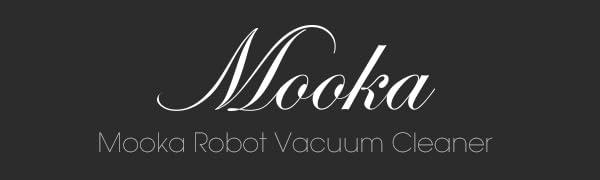 Robotic Vacuum Cleaner from Mooka