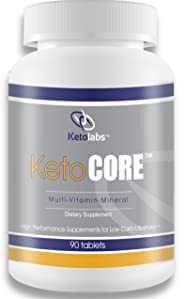 Keto Core Daily Multivitamin Pills for Men and Women 2