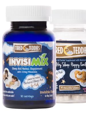 flavorless melatonin for kids