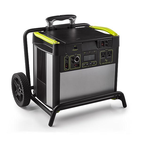 Amazon Com Goal Zero Yeti 3000 Lithium Portable Power