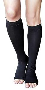 11b5568e864 23-32 mmHg Open Toe Knee High Compression Socks Thick · 23-32 mmHg Thick Thigh  High Open-toe Compression Stockings · 15-20 mmHg Sheer Compression Pantyhose  ...