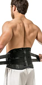 FlexGuard Lumbar Support Back Brace