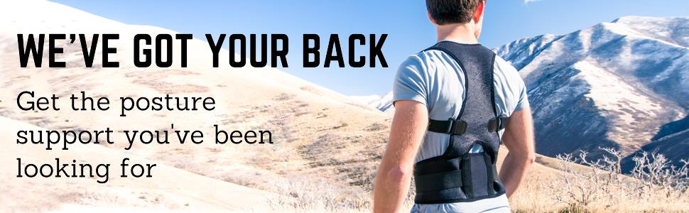 We've got your back