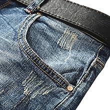 denim men shorts ripped short jeans men slim fit short men casual jeans short men light blue