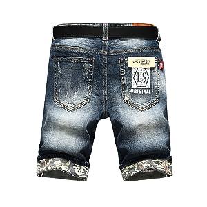 skinny jean men ripped jeans men slim fit ripped blue ripped stretch jeans men moto jeans