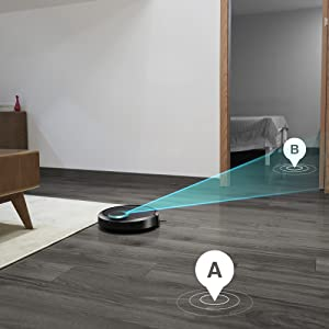 choose cleaning area
