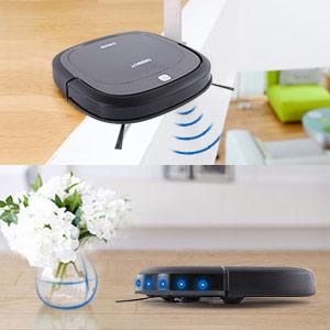 Amazon Com Ecovacs Slim Neo Robot Vacuum Cleaner With