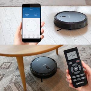 ECOVACS DEEBOT N79 Robotic Vacuum Cleaner total control in your hands