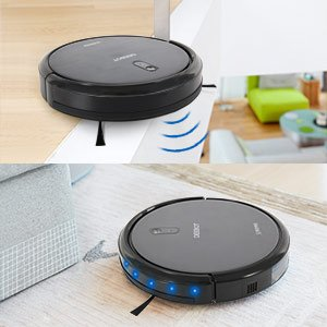 ECOVACS DEEBOT N79 Robotic Vacuum Cleaner advanced safety