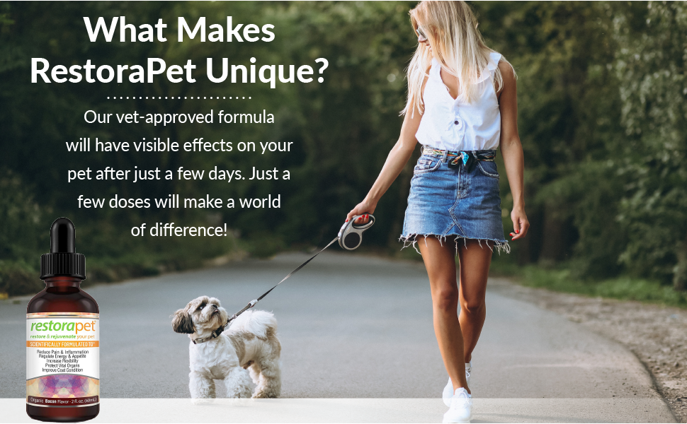 what makes restorapet unique