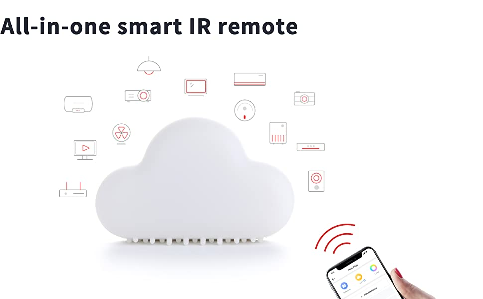 all in one smart IR remote