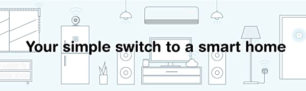 Your simple switch to a smart home