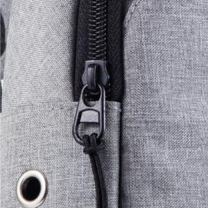 Jam-free zippers
