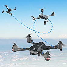 SNAPTAIN A15 drones