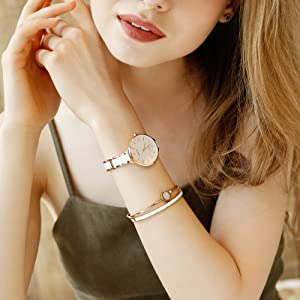 women watches rose gold
