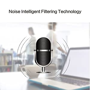 Two integrated microphones, one on either side of the webcam, capture natural stereo audio.