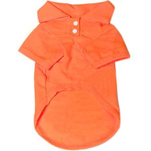 dog orange t shirt