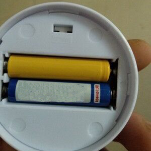 AA BATTERY PLACEHOLDER