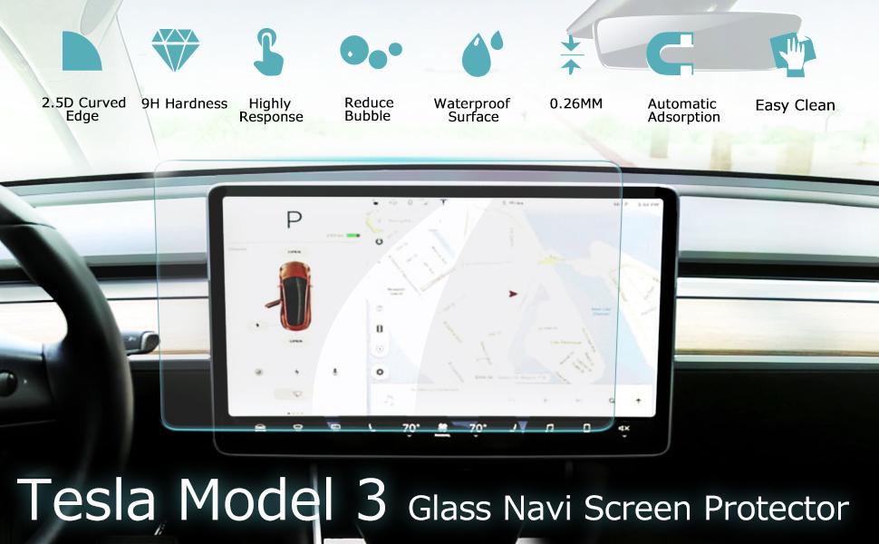 Amazon.com: LFOTPP Tesla Model 3 Model Y15-Inch Center ...