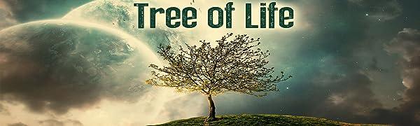 Sedmart tree of life pendant necklace
