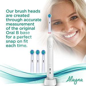 Oral b Braun Oral-b replacement brush heads electric toothbrush toothbrushes brushes headcepillo
