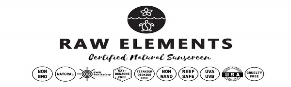 non nano organic sunscreen, cruelty free tinted moisturizer, raw elements, eco, reef friendly