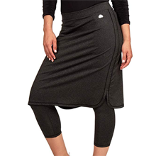 Athleisure Skirt with Leggings