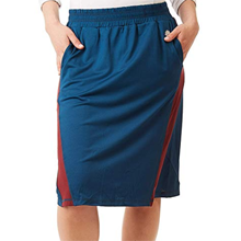 Sport Skirt with Attached Bike Shorts