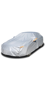 four layers car cover