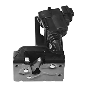 Rear Liftgate Door Lock Actuator - Tailgate Latch Assembly Fits Ford Escape, Mazda Tribute