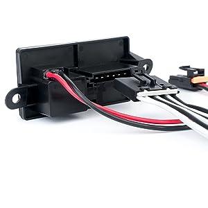 blower motor resistor replaces 973-409