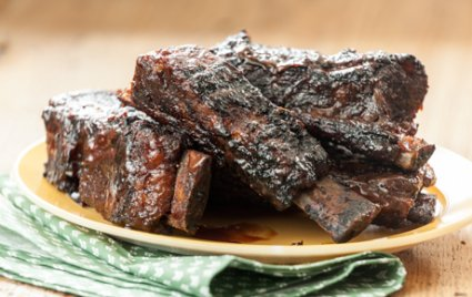 Spice-Rubbed Beef Short Ribs