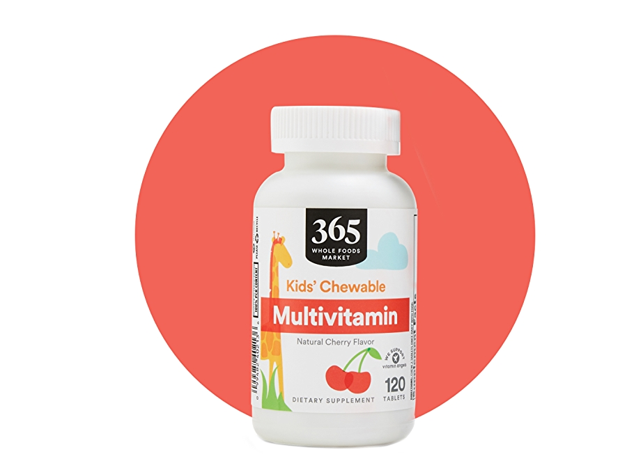 365 by whole foods market kid's chewable multivitamins
