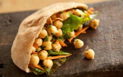Bean Salad Sandwich Recipe