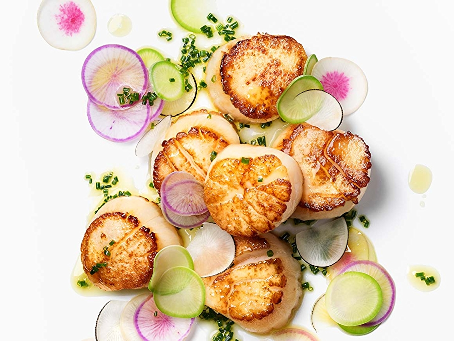 Image of scallops