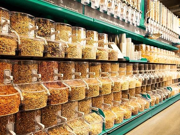 Image of in-store bulk bins