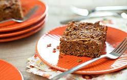 Sweet Potato Apple Cake