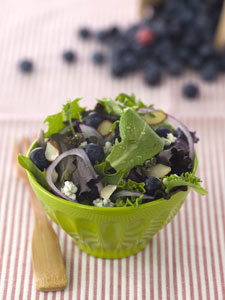 Berry Blue Salad