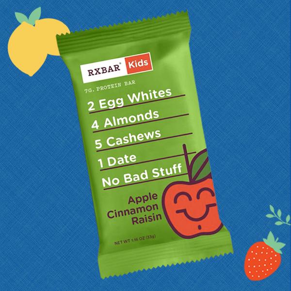RXBAR Kids Protein Bars