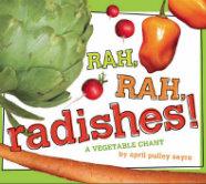 Rah, Rah, Radishes!  Bookcover