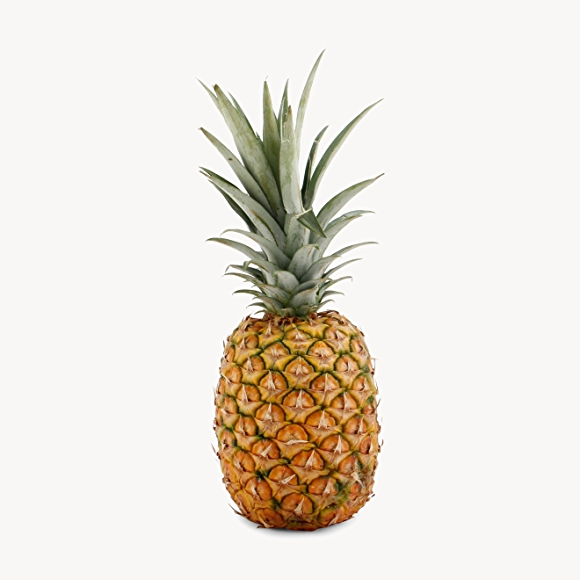 pineapple from produce department