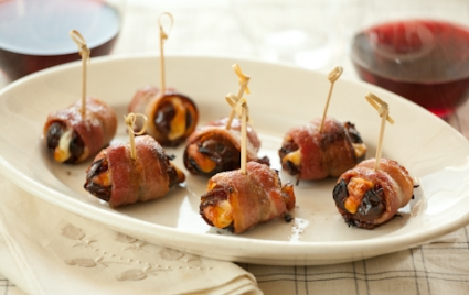 Bacon Manchego Dates