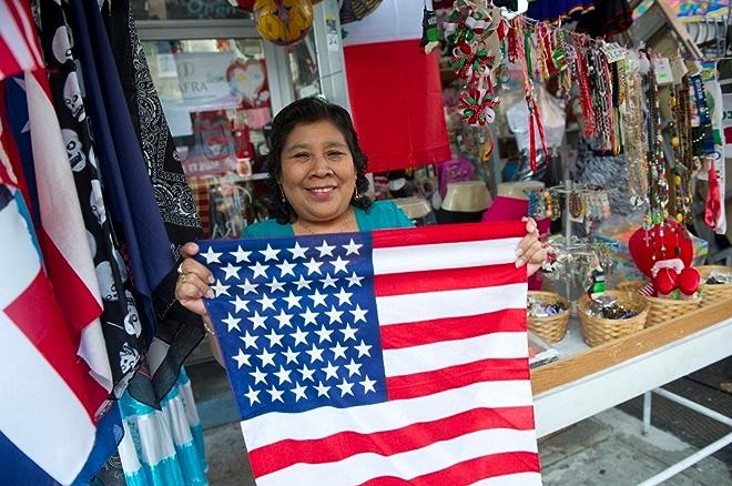 Florentina Ramirez - New York entreprenuer growing her business through microlending.