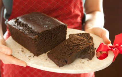 Spiced Gingerbread with Coffee and Molasses
