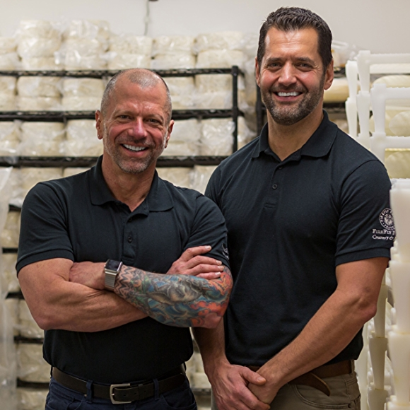 FireFly Farms partners Mike Koch & Pablo Solanet